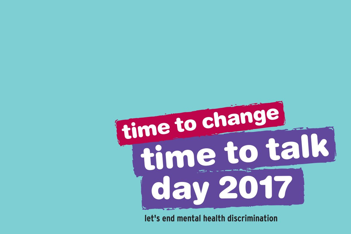 National #TimeToTalk Day