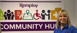 Ajuda breaking down the barriers of unemployment with Remploy Newport