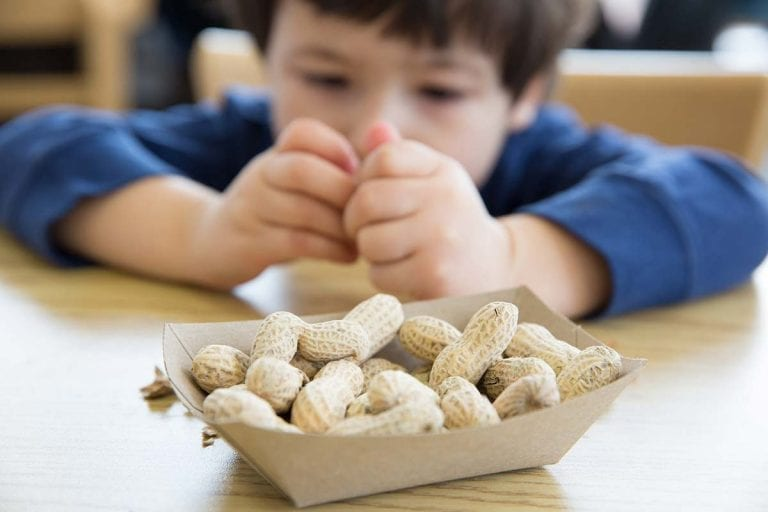 Food allergies can be life threatening to children