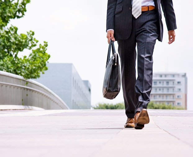 Five ways to fit more walking into your busy lifestyle.