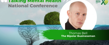 The Bipolar Businessman Talks at Mental Health Conference