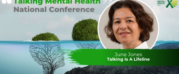 Talking is a Lifeline! Time to Change Wales talks at Mental Health Conference