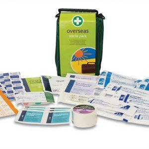 Overseas First Aid Kit