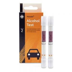 Motokit Alcohol Test