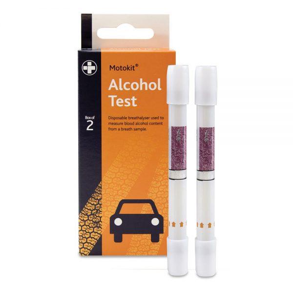 Motokit Alcohol Test
