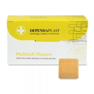 Dependaplast Multisoft Plasters