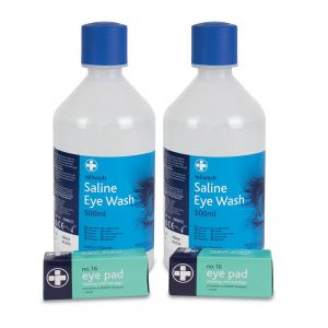 Refill for Premier Eye Wash Station