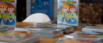AJ and Uda Book Series Officially Launched for World Book Day