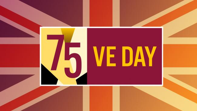 Celebrate VE Day at Home with your Family in Lockdown