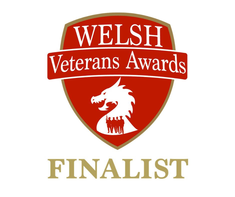 Ajuda CEO Dawn Evans is Finalist at Welsh Veterans Awards 2020