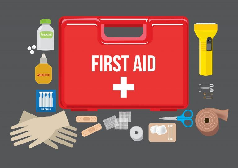 The Top 5 First Aid Tips & Tricks