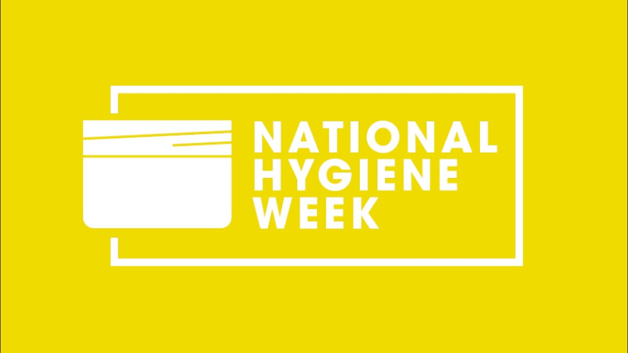 National Hygiene Week 14th – 20th September 2020