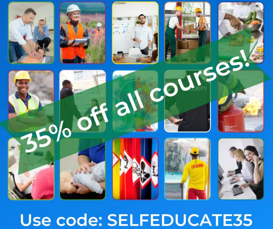 Learning In Lockdown – 35% Off Discount on all Ajuda Online Training Courses
