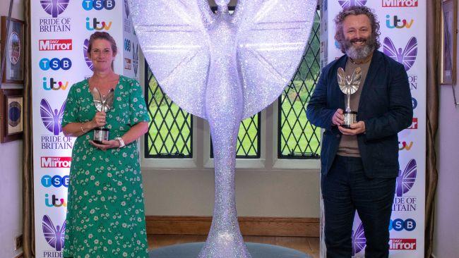 2020 Pride of Britain Award for Rhian Mannings