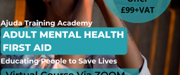 Black Friday Offer on Virtual Mental Health First Aid Courses
