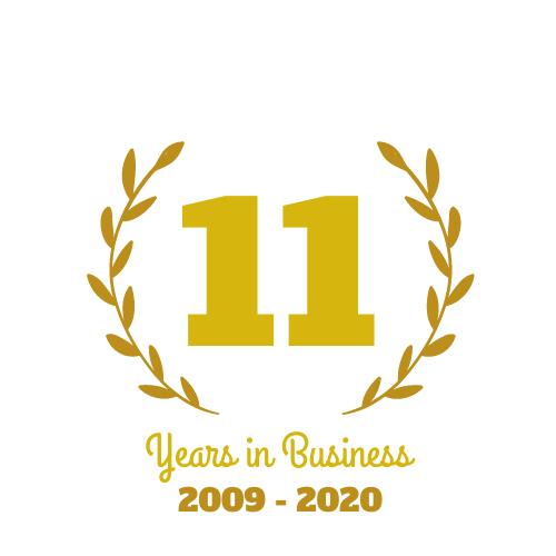 11 year logo image