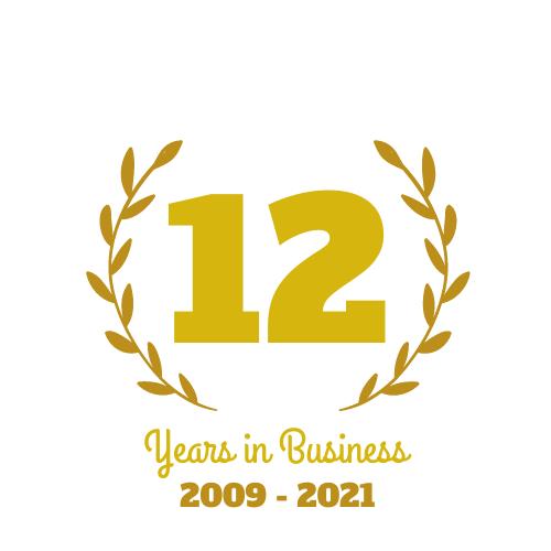 12 year logo image