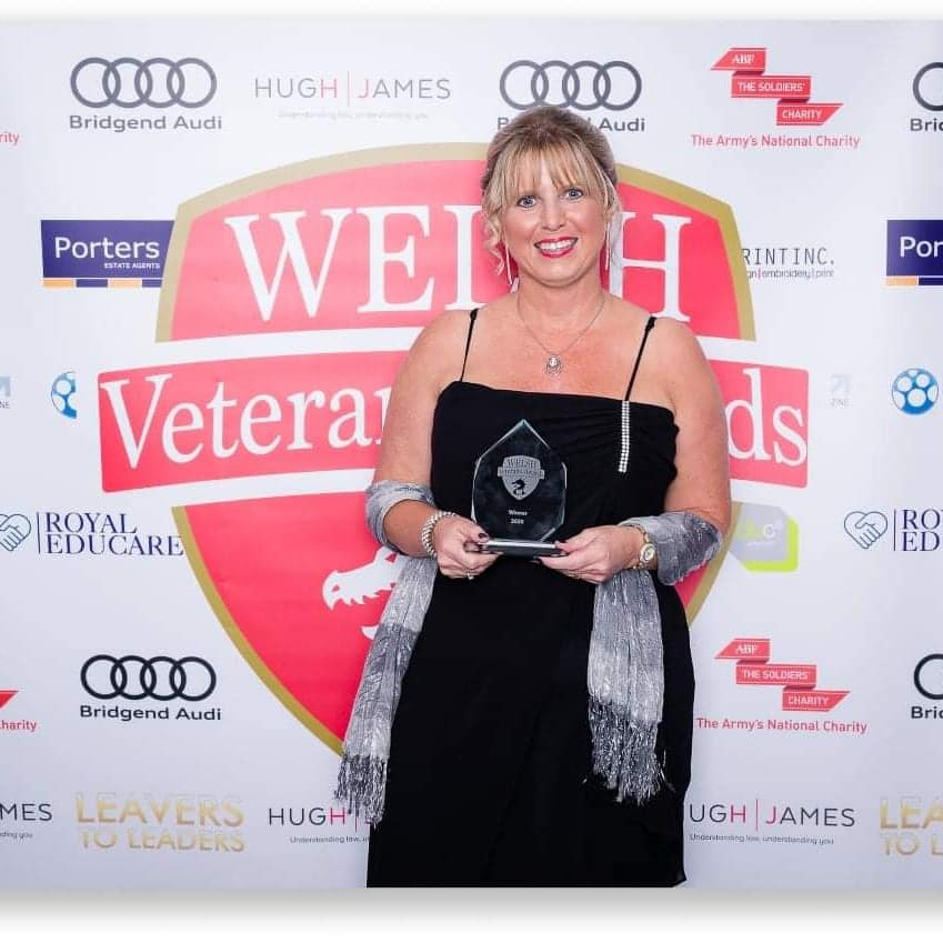 Ajuda Wins Veterans Business of the Year Award